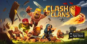 Clash of Clans - logo