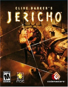 Clive Barker's Jericho - cover