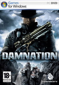 Damnation - cover