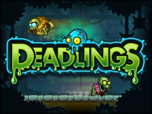 Deadlings - logo