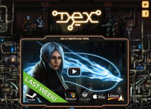 Dex - logo