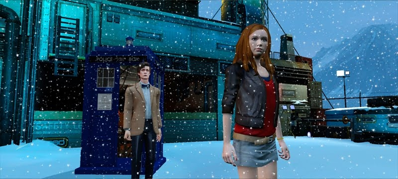 Doctor Who : The Adventure Games