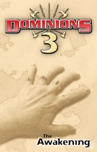 Dominions 3 - The Awakening - cover