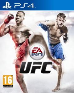 EA Sports UFC - cover