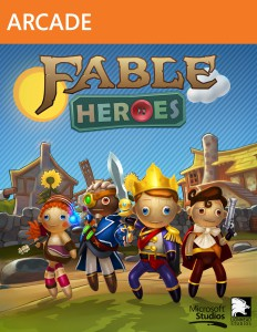 Fable Heroes - cover