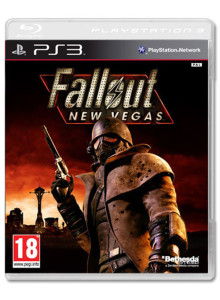 Fallout - New Vegas - cover