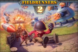 Fieldrunners 2 - logo