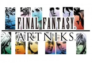 Final Fantasy Artniks - logo