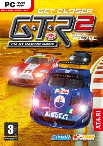 GTR 2 - FIA GT Racing Game - cover