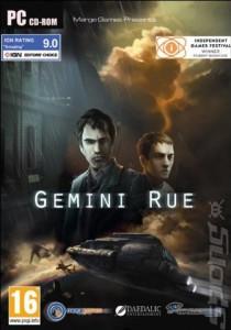 Gemini Rue - cover