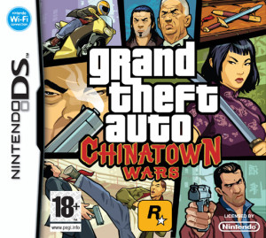 Grand Theft Auto - Chinatown Wars - cover