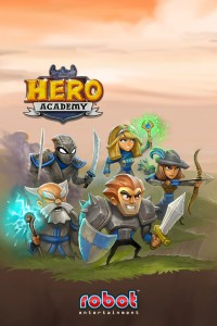 Hero Academy - cover