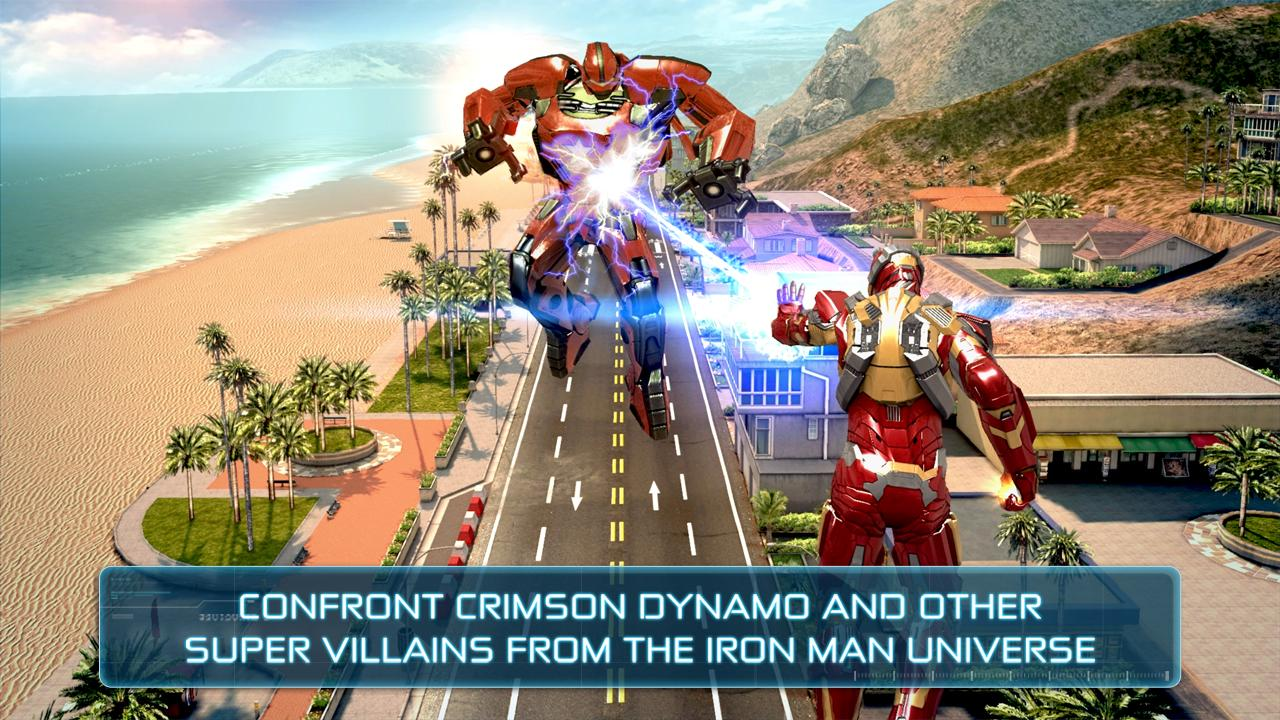 Iron Man 3 : The Official Game