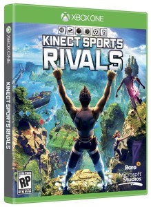 Kinect Sports Rivals - cover