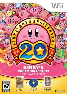 Kirby's Dream Collection - cover