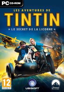Les Aventures de Tintin - Le Secret de La Licorne - cover