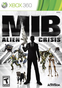 MIB - Alien Crisis - cover