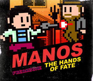Manos - The Hands of Fate - cover