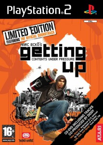 Marc Eckō's Getting Up - Contents Under Pressure - cover