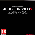 Metal Gear Solid V - Ground Zeroes - cover