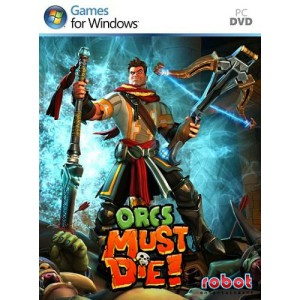 Orcs Must Die! - cover