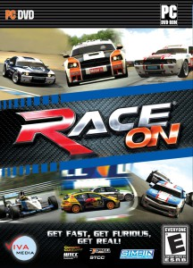 Race On - cover