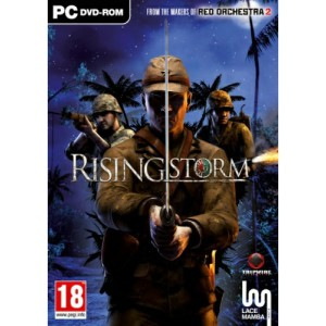 Rising Storm - cover