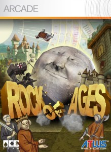 Rock of Ages - cover