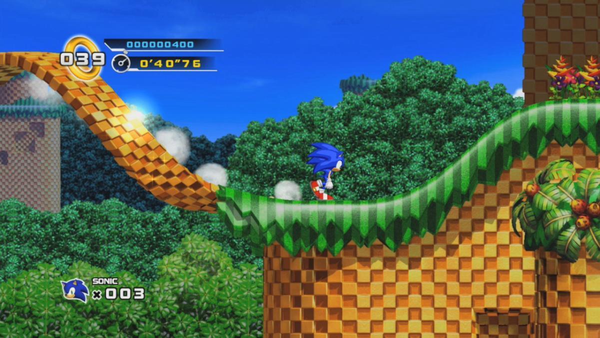 Sonic the Hedgehog 4 : Episode I