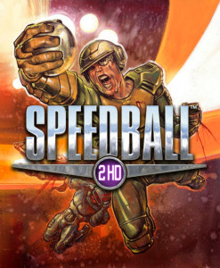 Speedball 2 HD - cover