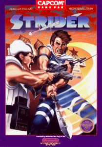 Strider - cover 1989