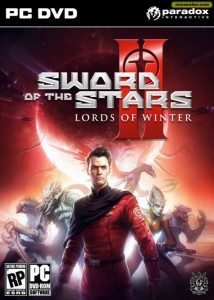 Sword of the Stars II - Lords of Winter - cover