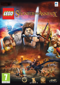 LEGO Le Seigneur des Anneaux - cover