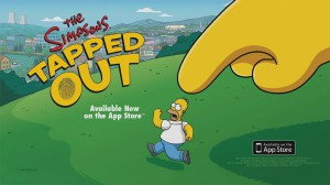 The Simpsons - Tapped Out - logo