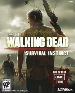 The Walking Dead - Survival Instinct - cover