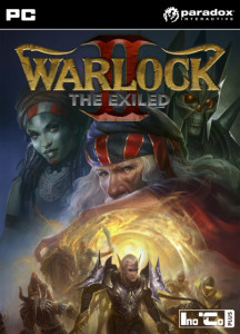 Warlock II - The Exiled - cover