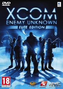 XCOM - Enemy Unknown - Elite Edition - cover