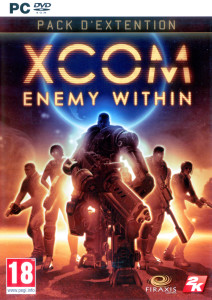 XCOM - Enemy Within - cover