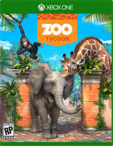 Zoo Tycoon - cover