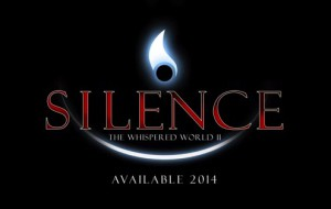 silence - the whispered world 2 - logo