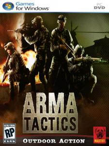 Arma Tactics - cover