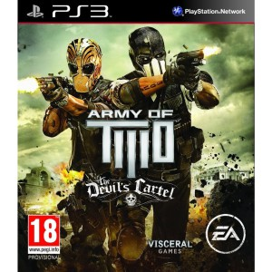 Army of Two - The Devil's Cartel - cover