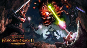 Baldur's Gate II - Enhanced Edition - logo