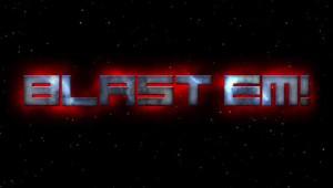 Blast Em! - logo