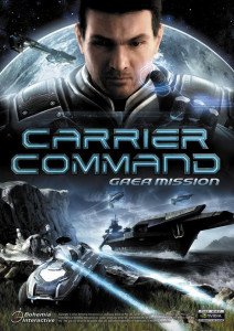 Carrier Command - Gaea Mission - cover