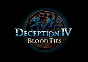 Deception IV - Blood Ties - logo