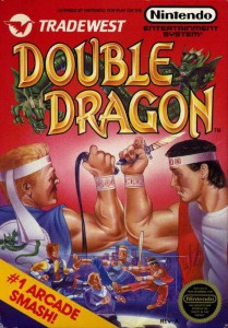 Double Dragon - cover nes
