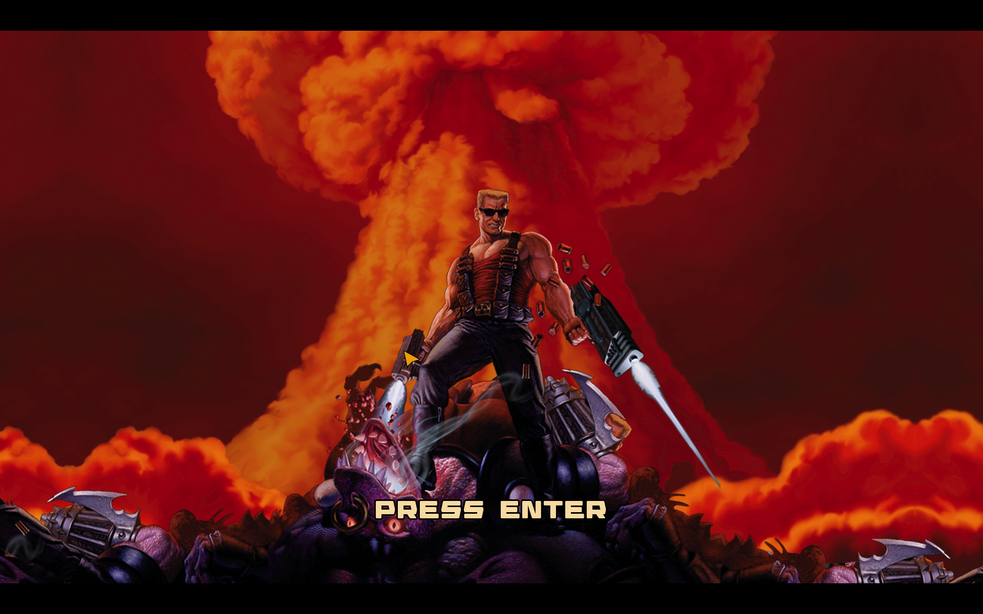 [TEST] Duke Nukem 3D Megaton Edition – la version pour Steam