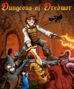 Dungeons of Dredmor - cover