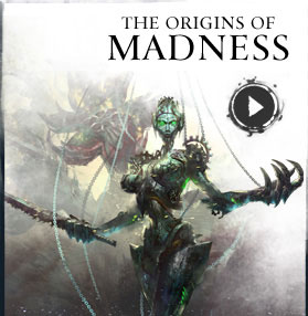 Guild Wars 2 - Les origines de la folie - logo